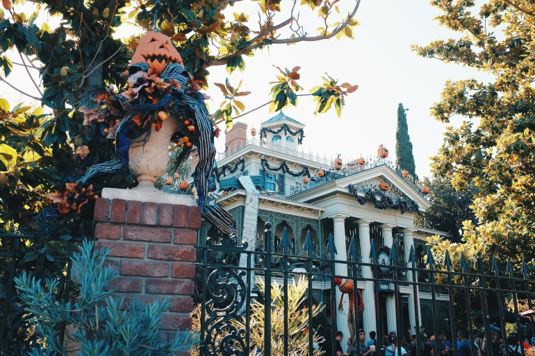 Haunted Mansion again