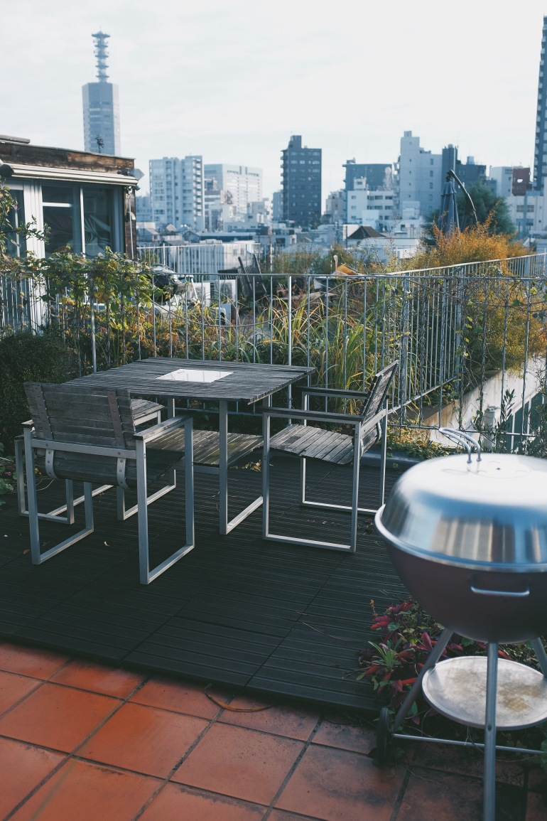 airbnb rooftop