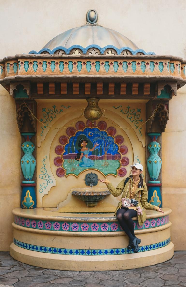 DisneySea Jasmine