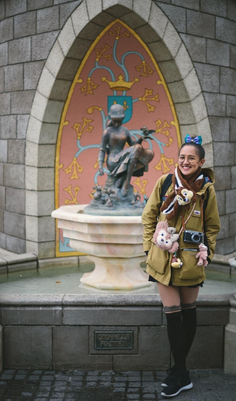 Tokyo Disneyland Cinderella