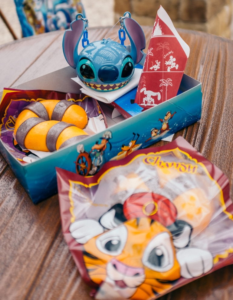 DisneySea Chandu Tail