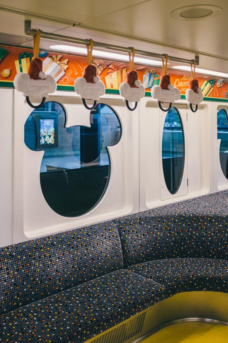 Tokyo DisneySea monorail