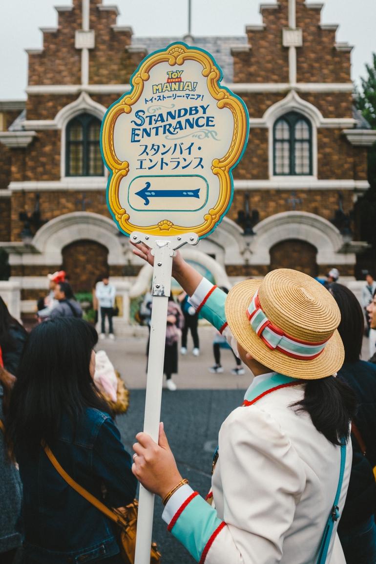 Tokyo DisneySea TSM