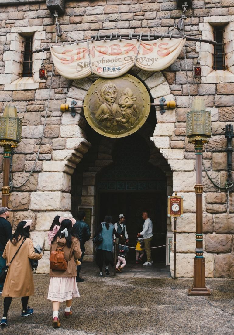 DisneySea Sinbad