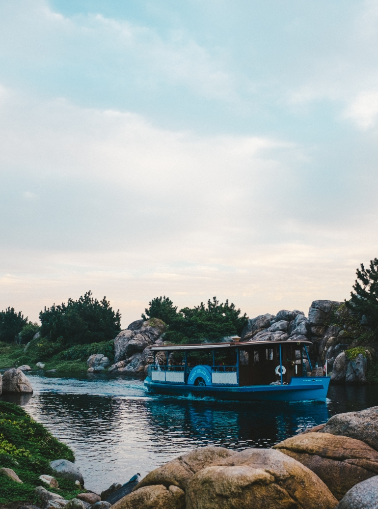 DisneySea water