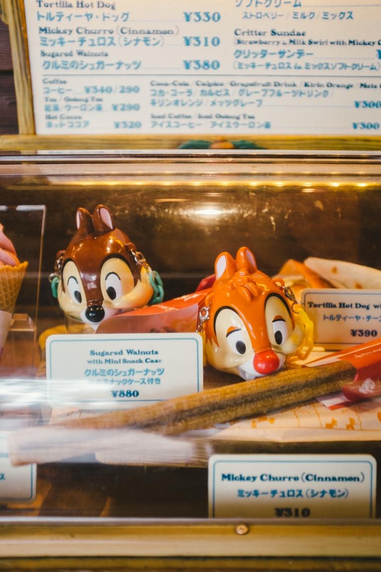 Tokyo Disneyland ChipnDale
