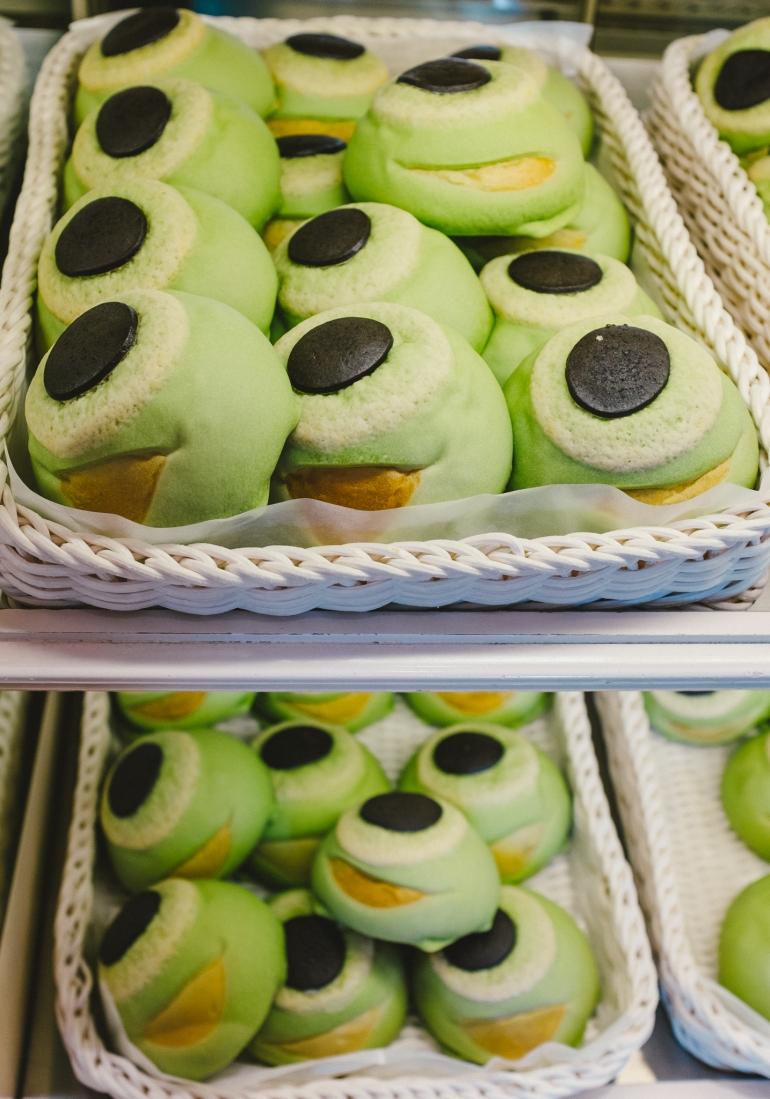 Tokyo Disneyland Mike Wazowski