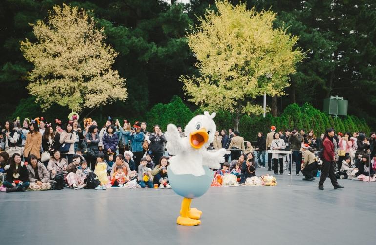 Tokyo Disneyland Chick