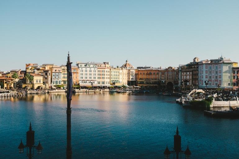 DisneySea Mediterranean Harbor