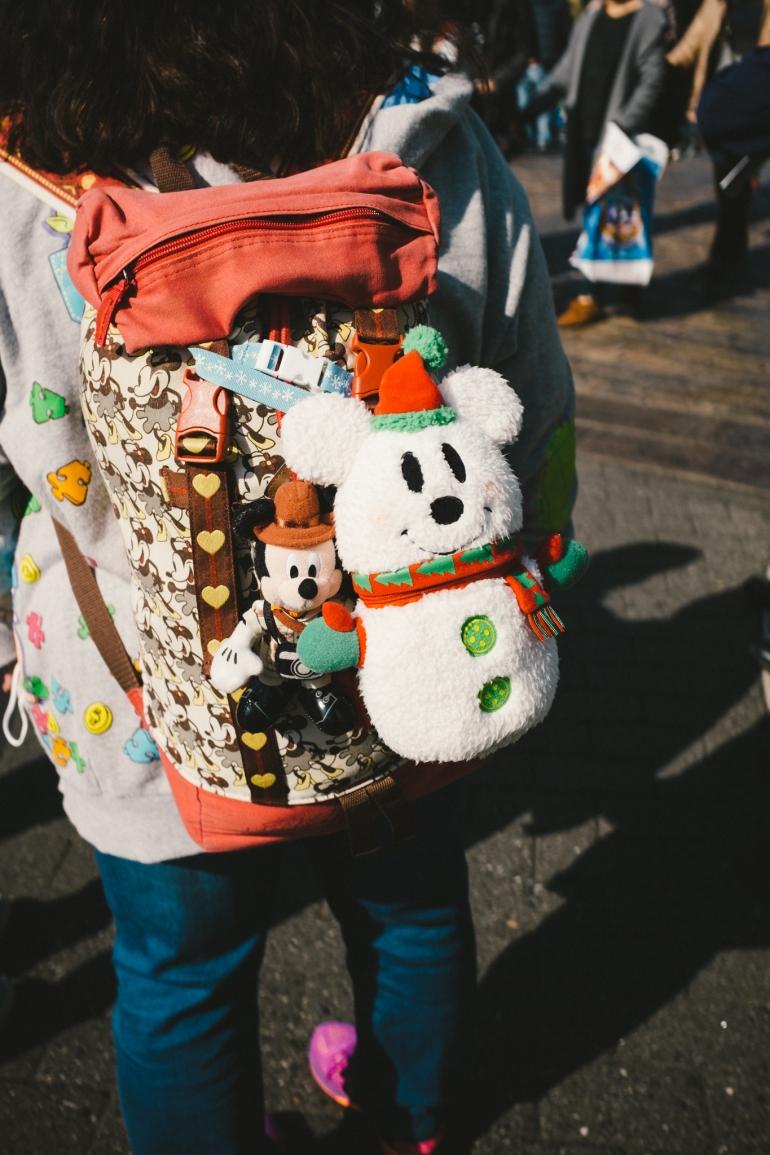 DisneySea backpack