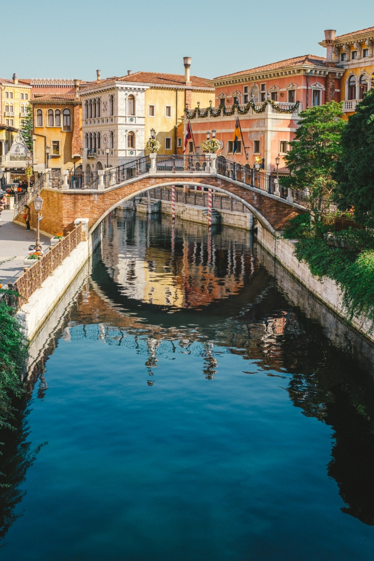 DisneySea Venetian