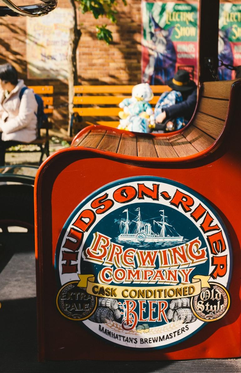 DisneySea American Waterfront