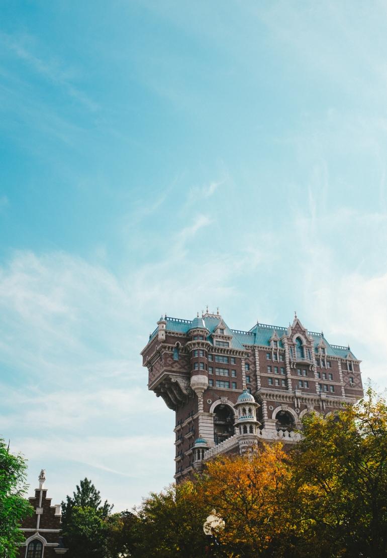 DisneySea Tower