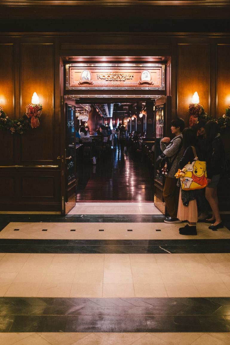 DisneySea TR Roosevelt