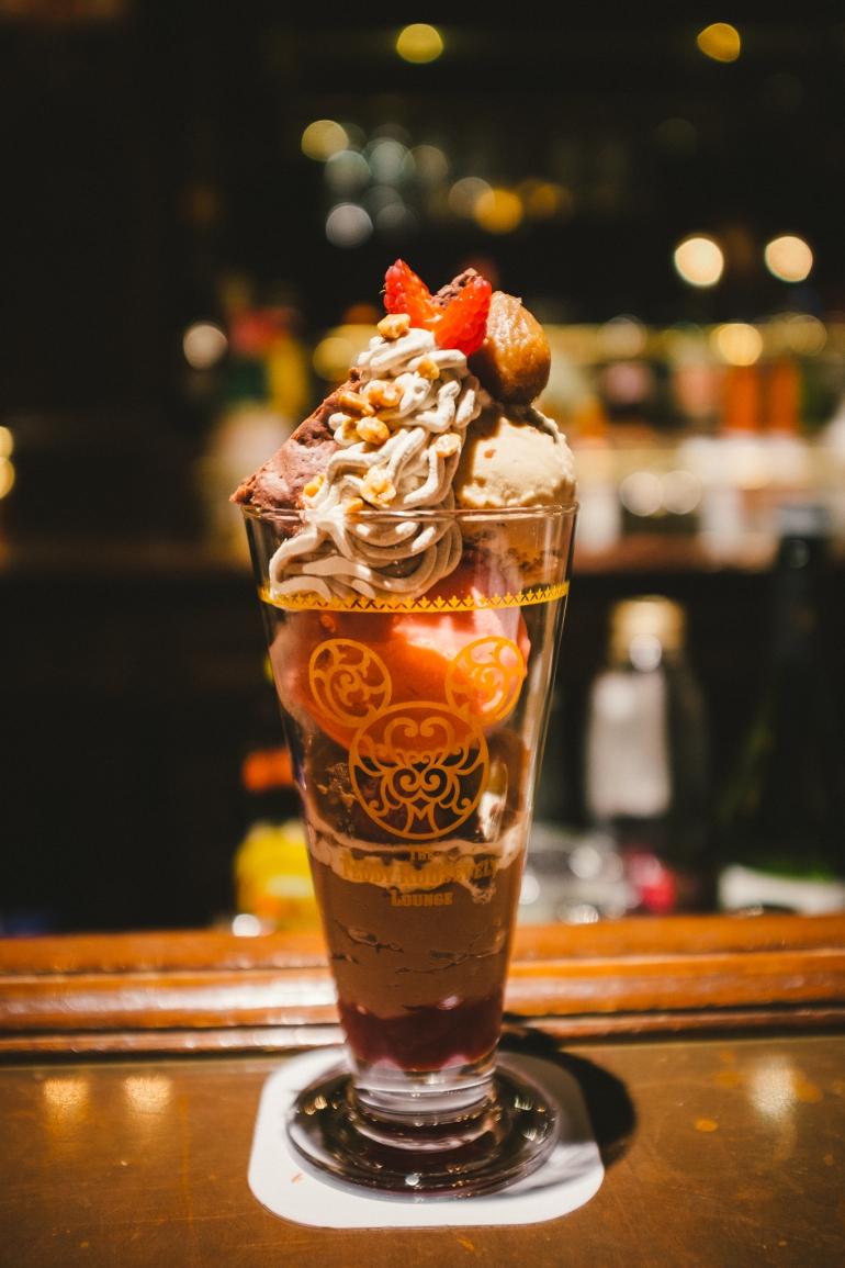 DisneySea dessert