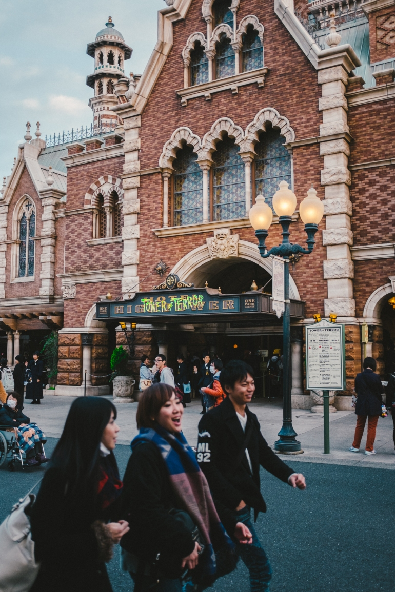 DisneySea Tower