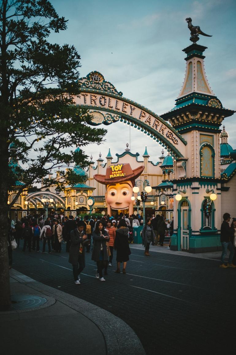 DisneySea Toyville