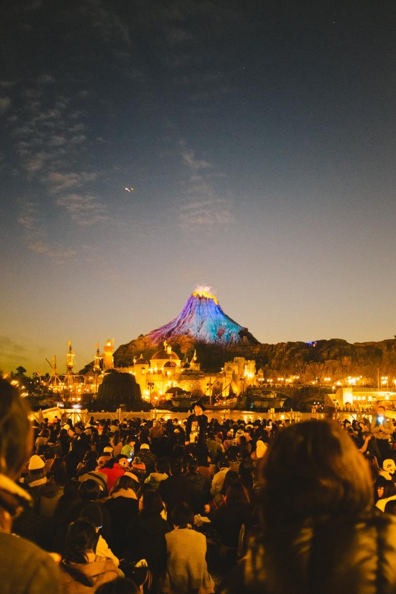 DisneySea Fantasmic