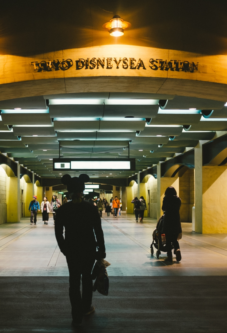 DisneySea Station