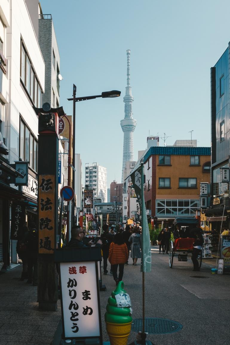 Asakusa skytree