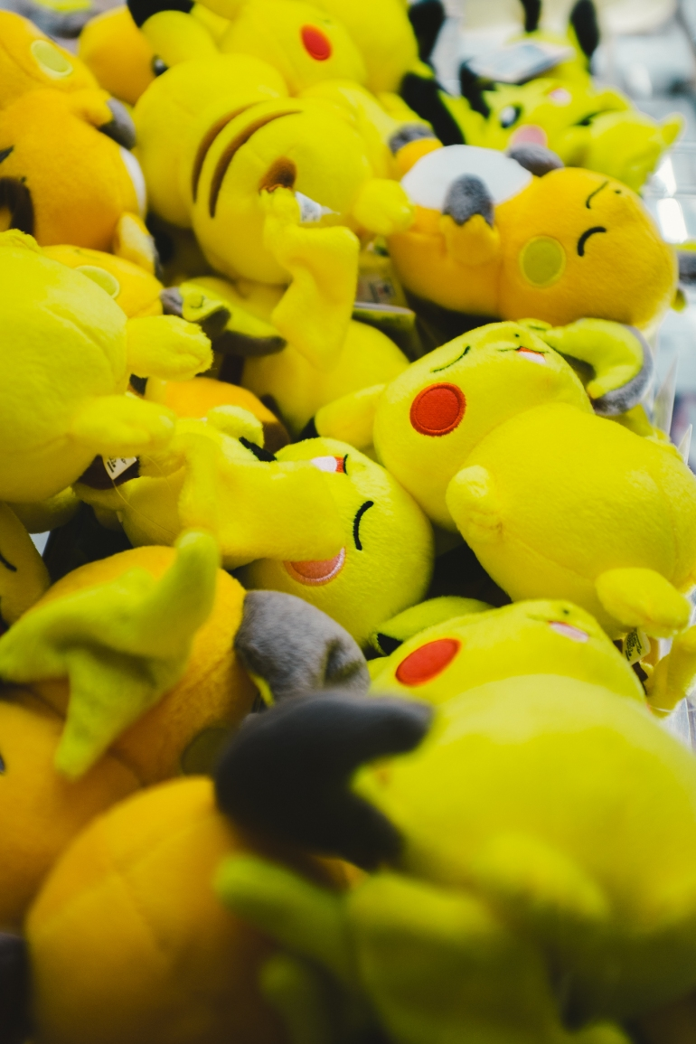 Akihabara Pikachu