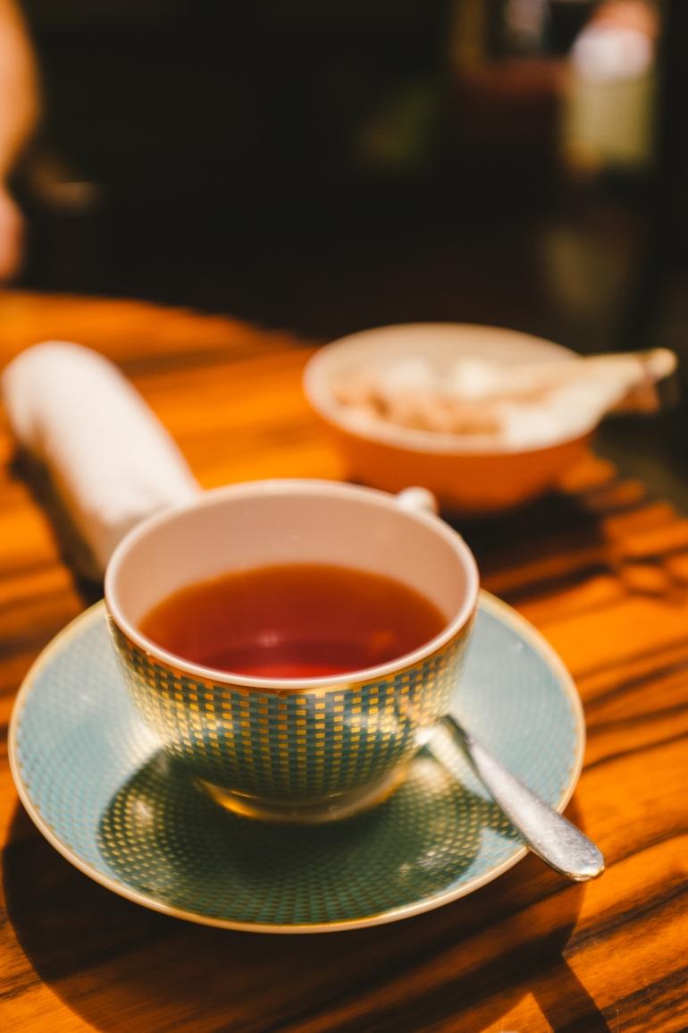 Mandarin Oriental tea