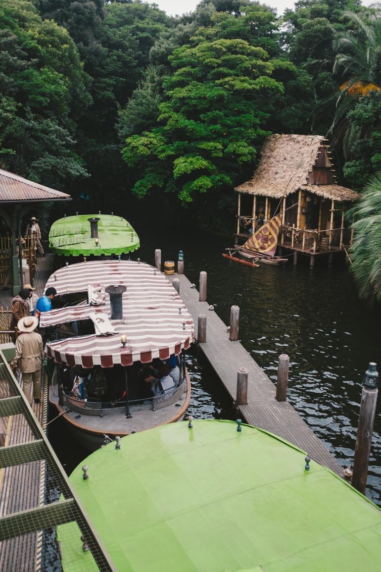 TokyoDisneyland Jungle Cruise