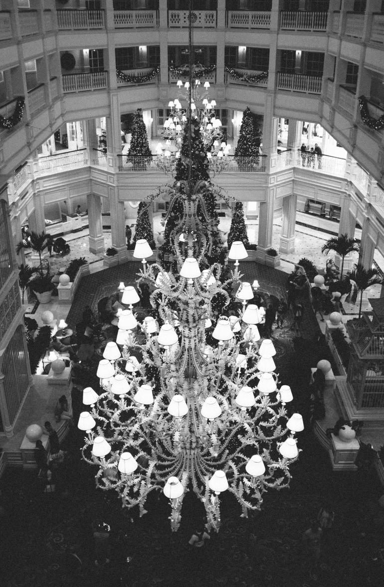 GrandFloridian lobby