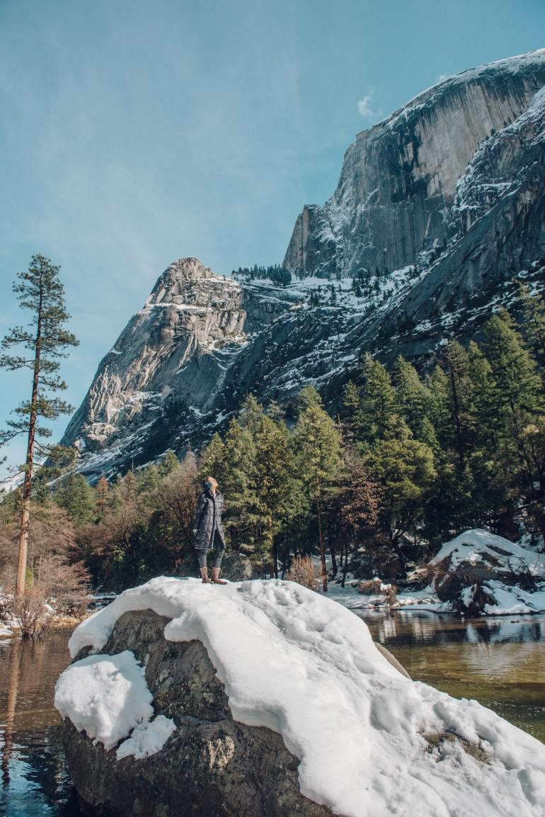Yosemite sunshine