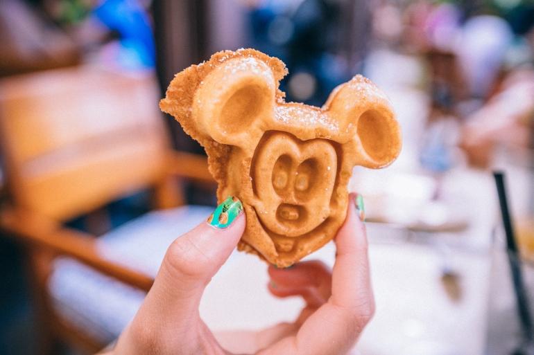 Aulani Makahiki waffles