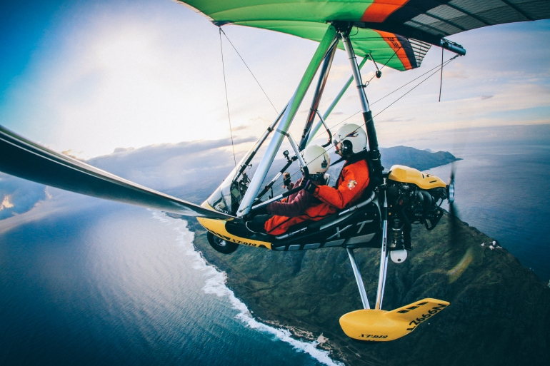PoweredHanggliding