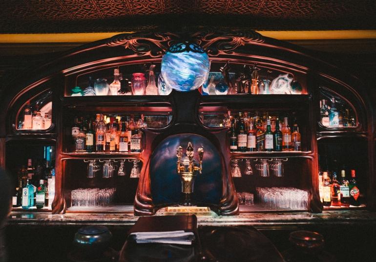 SalonNouvea Bar