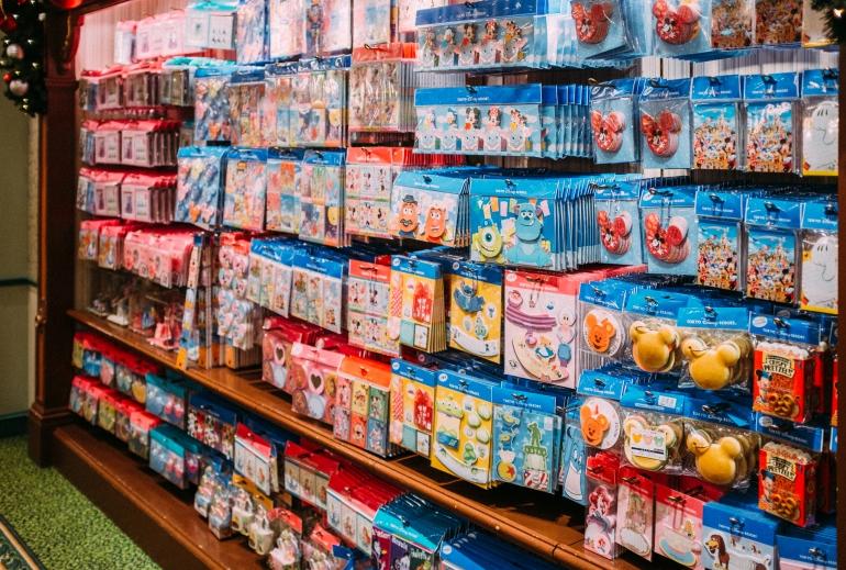 Tokyo Disney Stationary