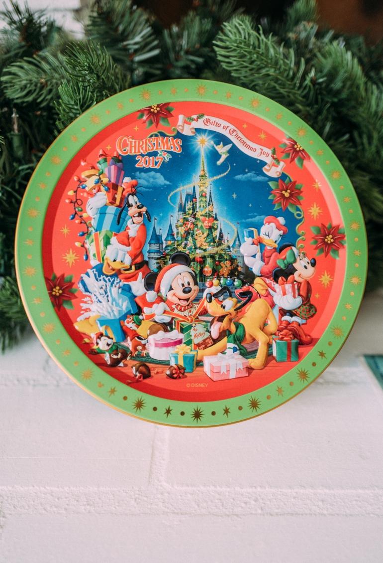 Tokyo Disney Cookies