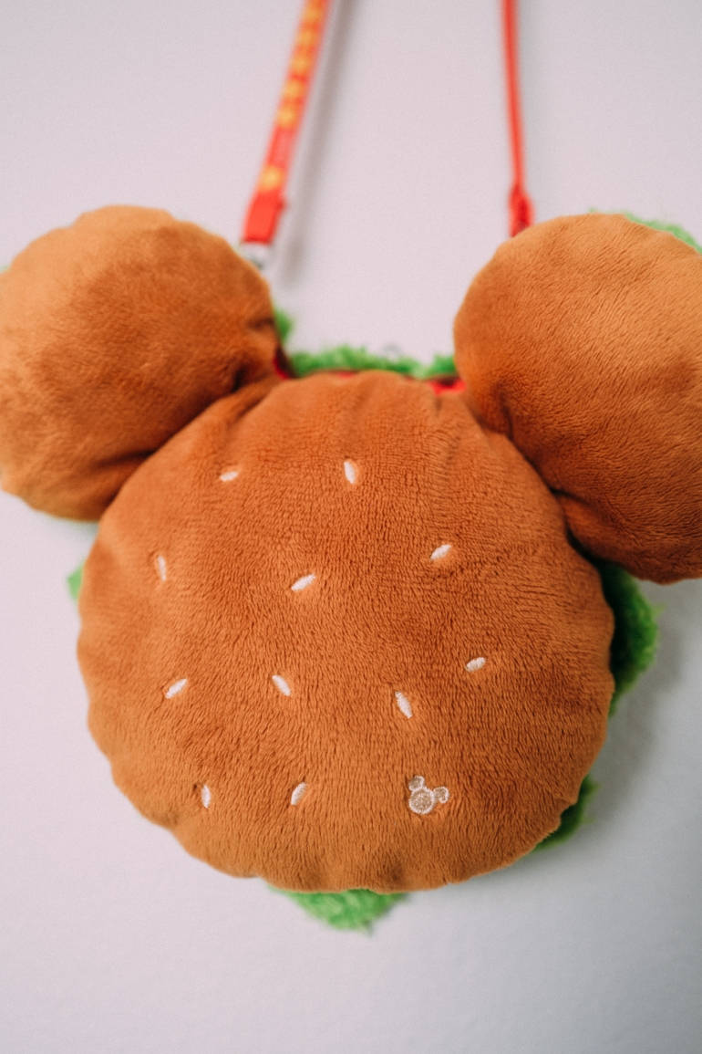 Hamburger Mickey