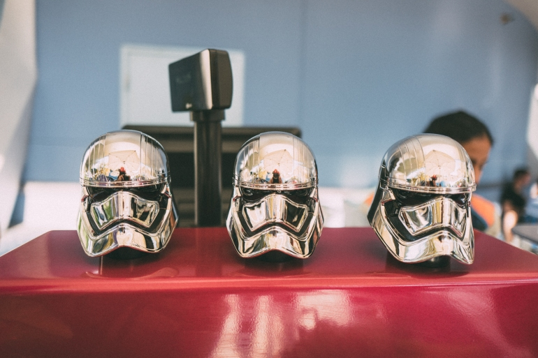 Disneyland Star Wars Cup