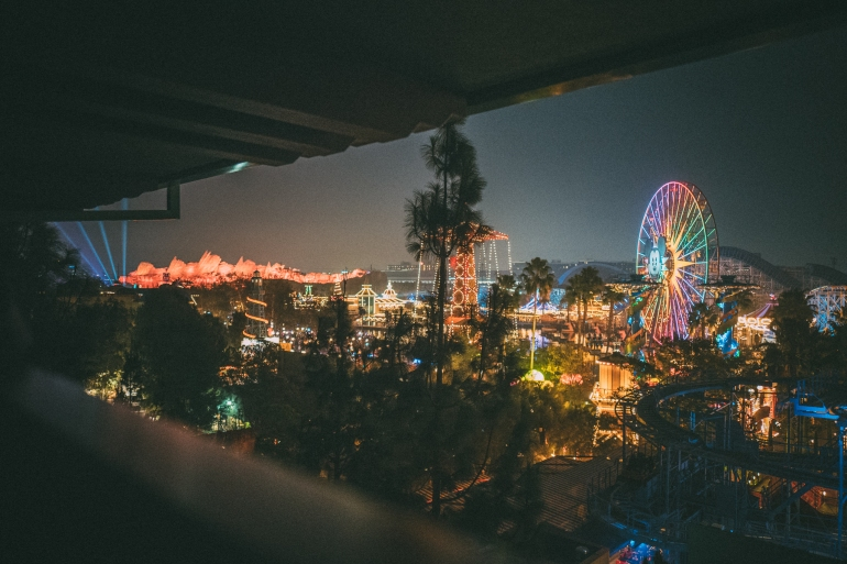 Disney NYE