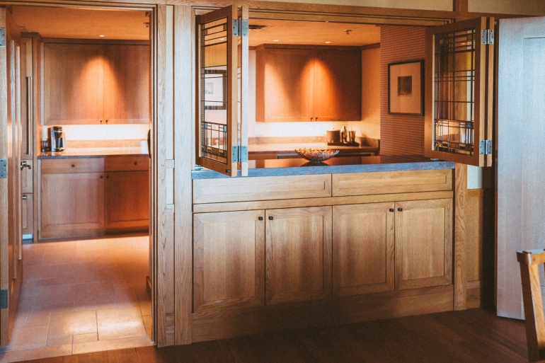 El Capitan Suite Kitchen
