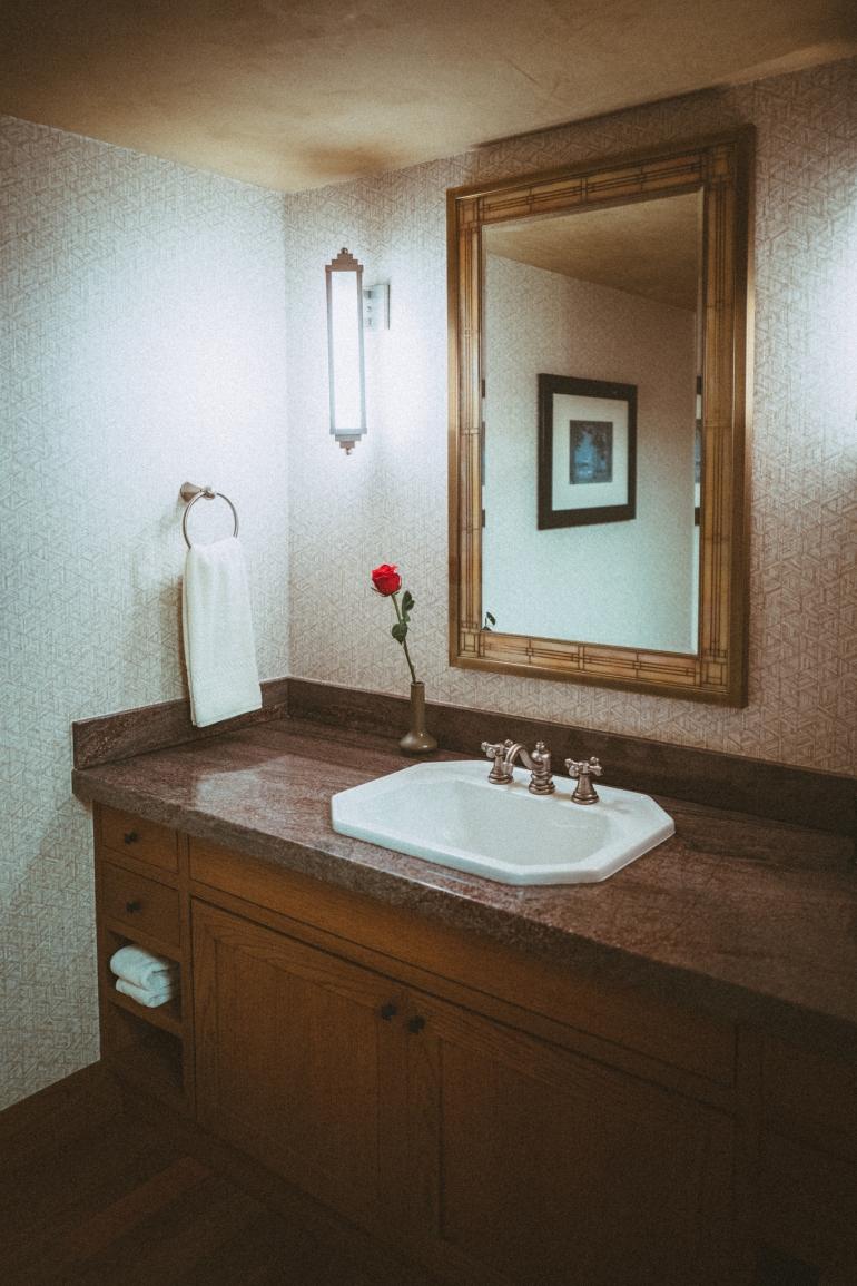 El Capitan Suite bathroom