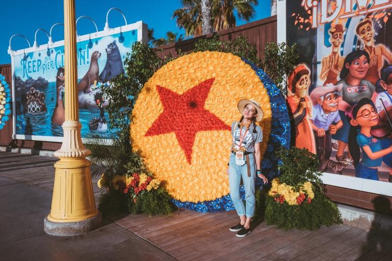 Pixar Pier Boardwalk