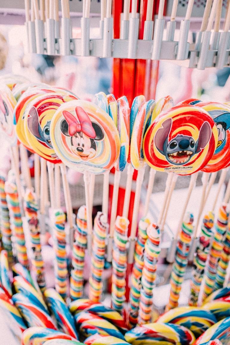 Disneyland Summer