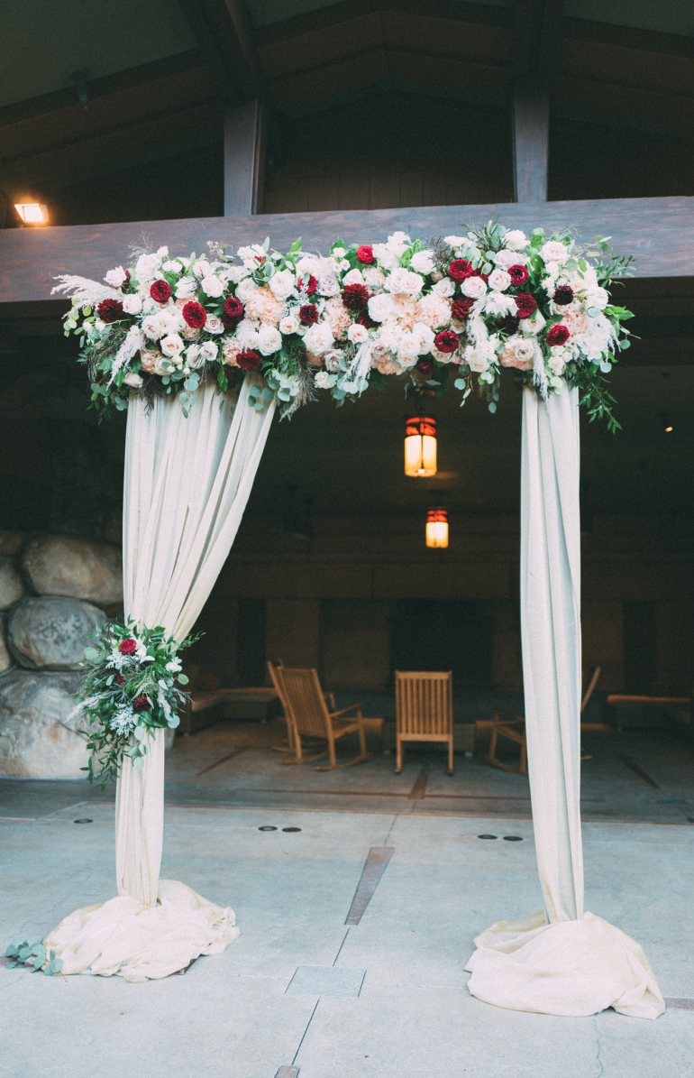 Disney Weddings Arch