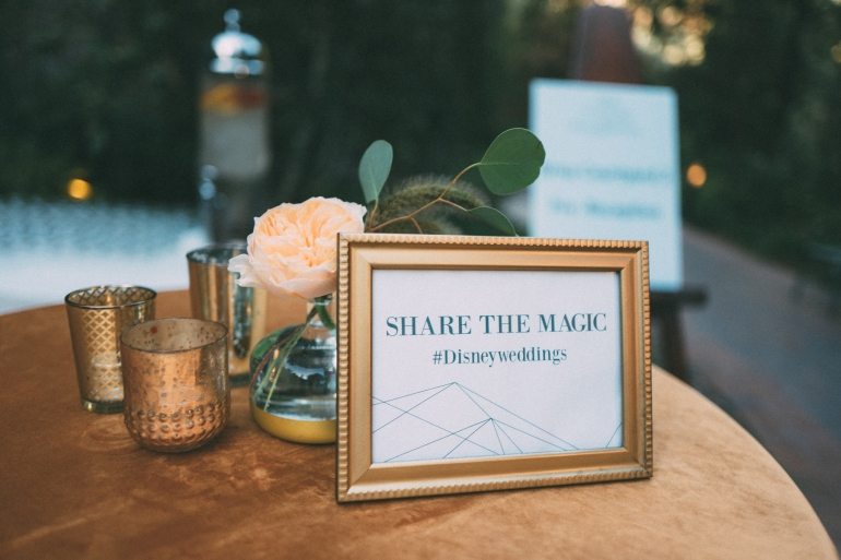 Disney Weddings - share the magic