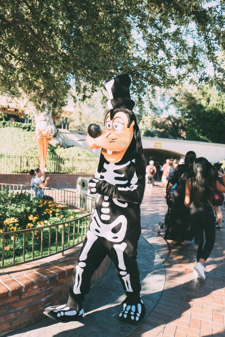 Halloweentime Goofy