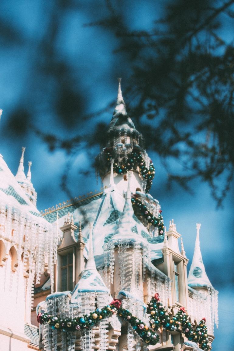 Mickey 90 - castle