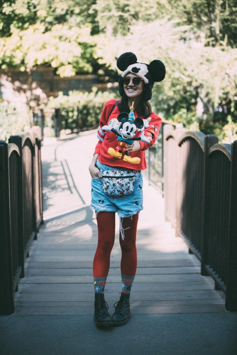 Mickey 90 - style