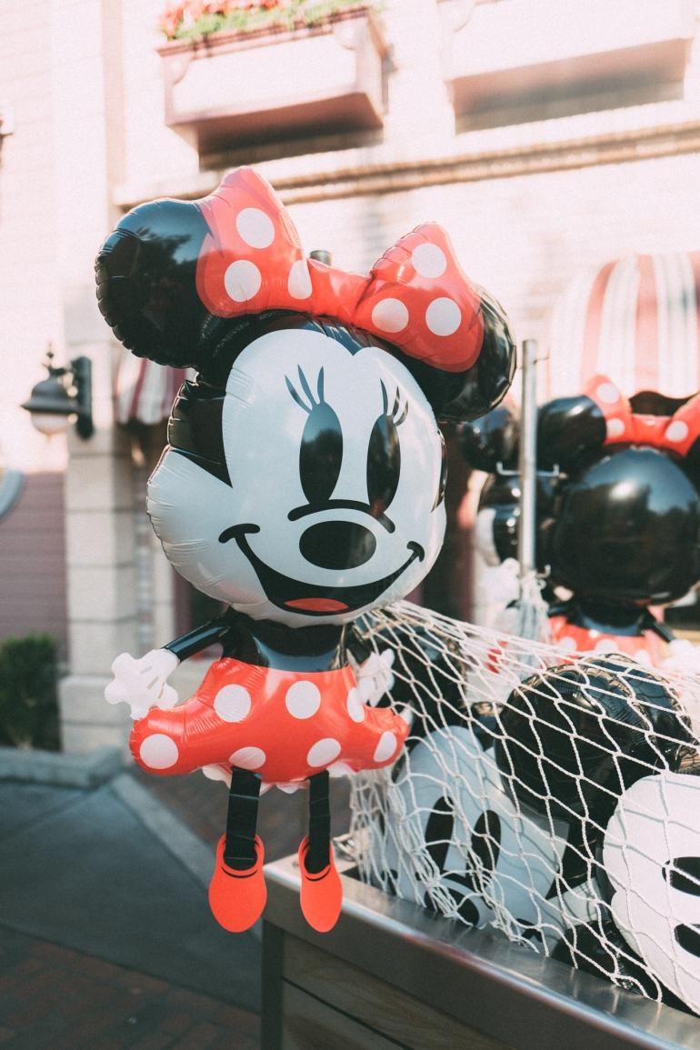 Mickey 90 - balloons